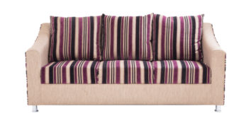 Fabric sofa sets - Avena Sofa 3 Seater | Looking Good Furniture