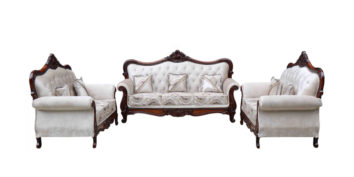 carving sofa - Citizen Sofa Set 3+2+2   Looking Good Furniture