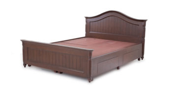 double bed - beds with storage - Gambilia bed | Looking Good Furniture