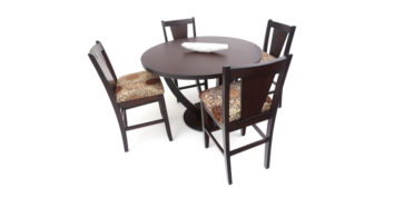 4 seater dining sets - Katema 4 seater Dining | Looking Good Furniture