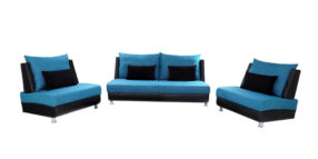 Fabric sofa sets - Lablab Sofa Set 2+1+1 | Looking Good Furniture