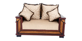 wooden sofa sets - Lepidium Sofa 2 Seater | Looking Good Furniture