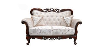 carving sofa - Lotus Sofa 2 seater | Looking Good Furniture