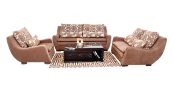 Fabric sofa sets - MD Sofa Set 2+2+1| Looking Good Furniture