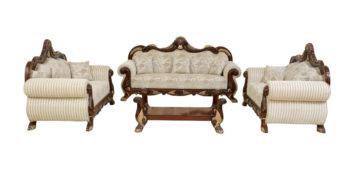 carving sofa - Marina Sofa Set 3+2+2   Looking Good Furniture