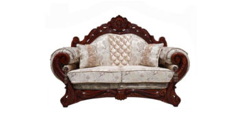 carving sofa - Motiwala Sofa 2 seater | Looking Good Furniture
