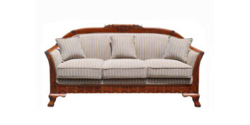 carving sofa - New image Sofa Set 3 seater | Looking Good Furniture