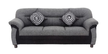 Fabric sofa sets - Nori Sofa 3 seater | Looking Good Furniture