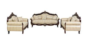 carving sofa - Nova Sofa Set 3+2+2   Looking Good Furniture