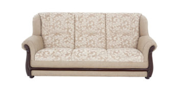 Fabric sofa sets - Nucifera Sofa 3 seater | Looking Good Furniture