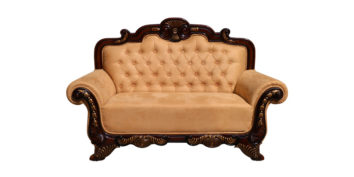 carving sofa - Orient Sofa 2 seater | Looking Good Furniture