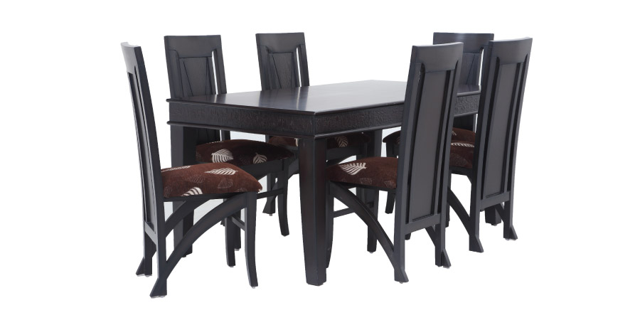 6 seater dining sets - Otus 6 seater Dining | Looking Good Furniture