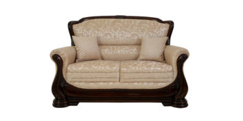 carving sofa - Prima Sofa Set 2 seater | Looking Good Furniture