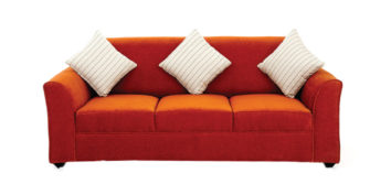 Fabric sofa sets - Robusta Sofa 3 Seater | Looking Good Furniture