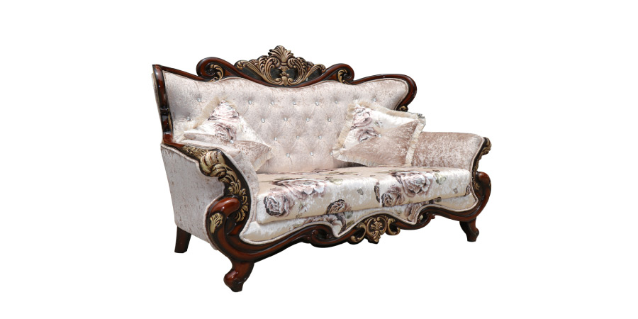 carving sofa - Roman Sofa Set 2 seater   Looking Good Furniture
