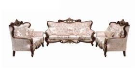 carving sofa - Roman Sofa Set 3+2+2   Looking Good Furniture
