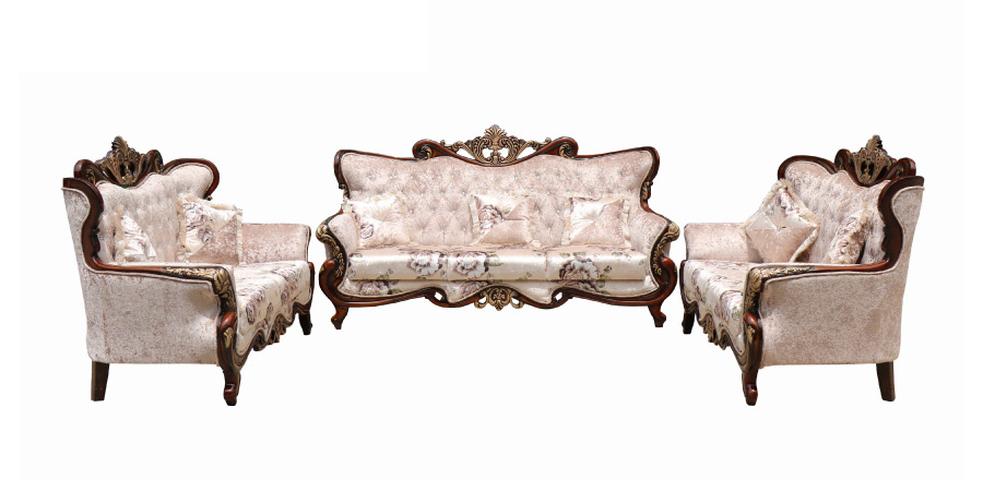 carving sofa - Roman Sofa Set 3+2+2 | Looking Good Furniture