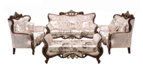 carving sofa - Roman Sofa Set 3+2+2+D | Looking Good Furniture