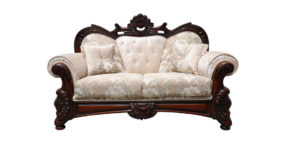 carving sofa - Rose Sofa Set 2 seater | Looking Good Furniture