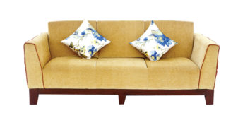 Fabric sofa sets - Rosso Sofa 3 Seater | Looking Good Furniture