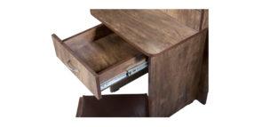 Dressing Tables - Sapphire Dresser Beige | Looking Good Furniture