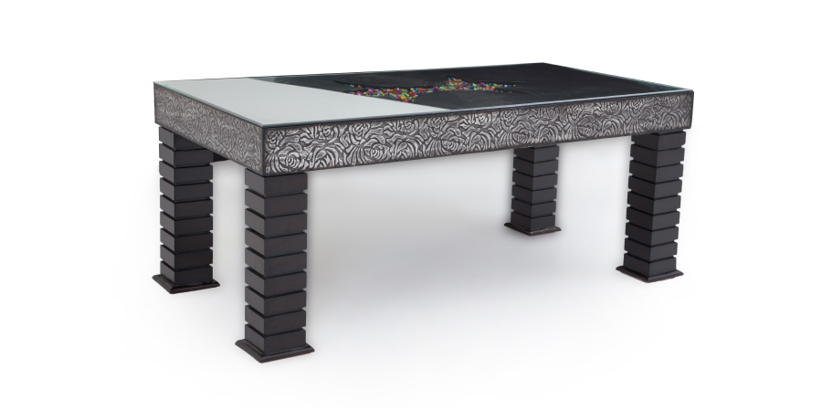 Dining Table - Sialia 6 seater Dining Table | Looking Good Furniture