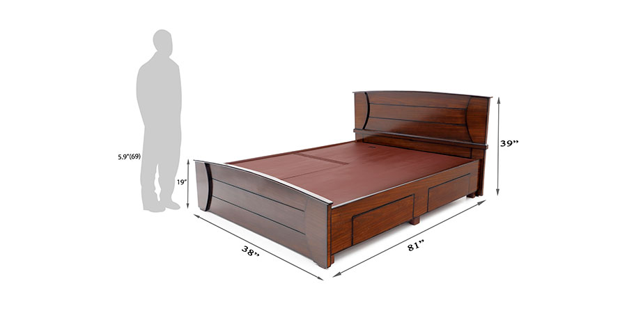 Beds - beds with storage - Style Spa bed | Looking Good Furniture