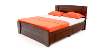 double bed - beds with storage - Style spa Bed | Looking Good Furniture