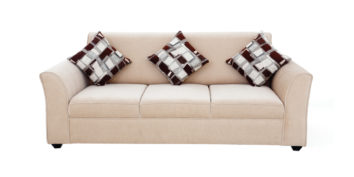 Fabric sofa sets - Tamarix Sofa 3 Seater | Looking Good Furniture
