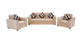 Fabric sofa sets - Tamarix Sofa Set 3+1+1 | Looking Good Furniture