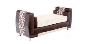 Leatherette sofas - Aesthetic Divan | Looking Good Furniture