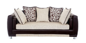 Leatherette sofas - Aesthetic Sofa Set 3 seater | Looking Good Furniture