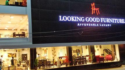 Experience Centre - Show room - koramangala Bangalore   Looking Good Furniture