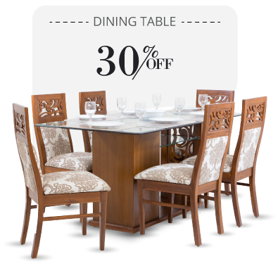 Dining Table - Aquila Dining Table - 6 seater dining sets | Looking Good Furniture