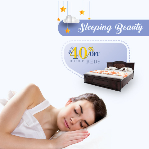 Sleeping beauty - Bedroom furniture - capsule bed | Looking Good Furniture