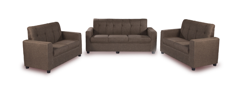 Sofa - sofa-offer-Afifa-brown-sofa | Looking Good Furniture