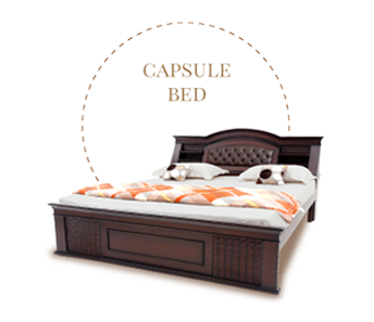 beds - capsule-bed-mattress-offer | Looking Good Furniture