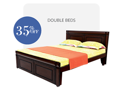 double bed - beds-without-storage - Diamond bed | Looking Good Furniture