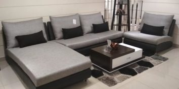 Looking Good Furniture | Ready to be Shipped - Armless Sofa Set