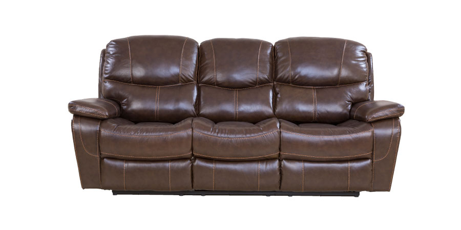 Pure Leather Recliner Sofa Set 3 2 1